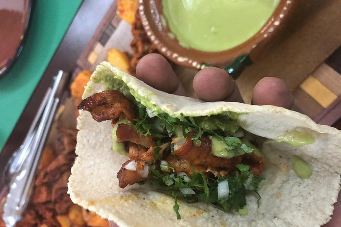 Cabo San Lucas Downtown Food and Tacos Tasting Walking Tour