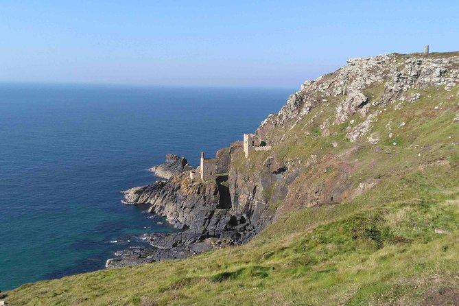 Private, geführte Luxus-Tagestour zu den Drehorten der TV-Serie Poldark in Cornwall