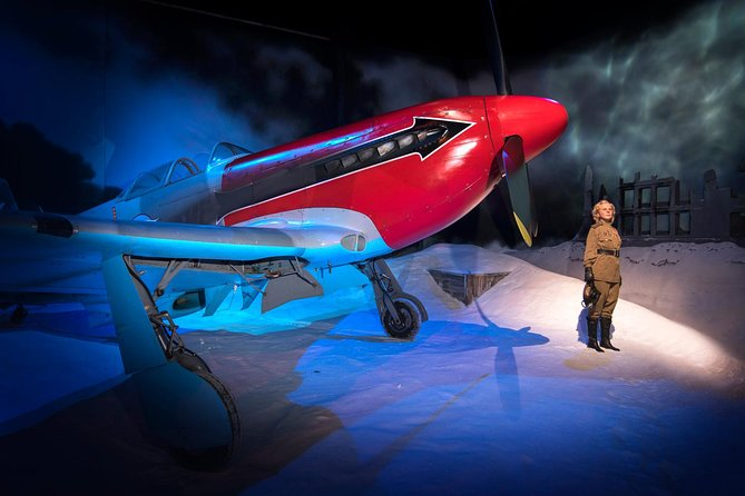 Skip the Line: Dangerous Skies WWII Exhibition - Omaka Aviation Heritage Centre