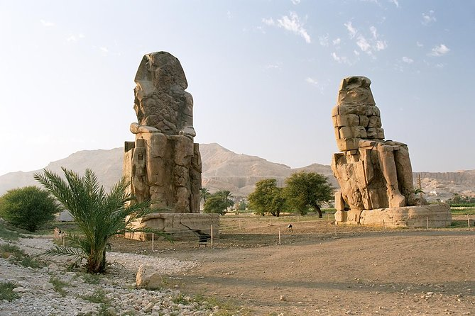 West Bank's Archaeological Highlights Private Tour from Luxor