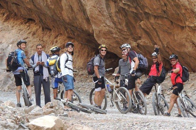 2Days MTB biking arround Ai ben haddou