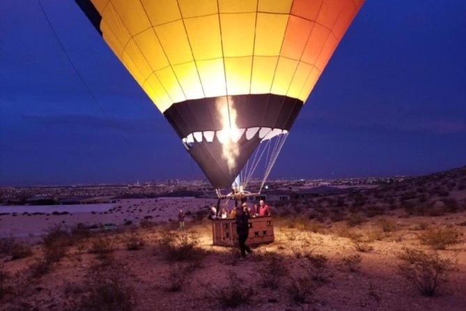 vegas afternoon hot air balloon flights 2019 las vegas rh viator com