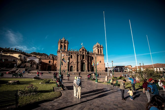 Cusco City Tour and Nearby Archaeological Sites