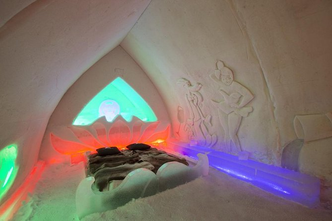 Visit Arctic Snow Hotel