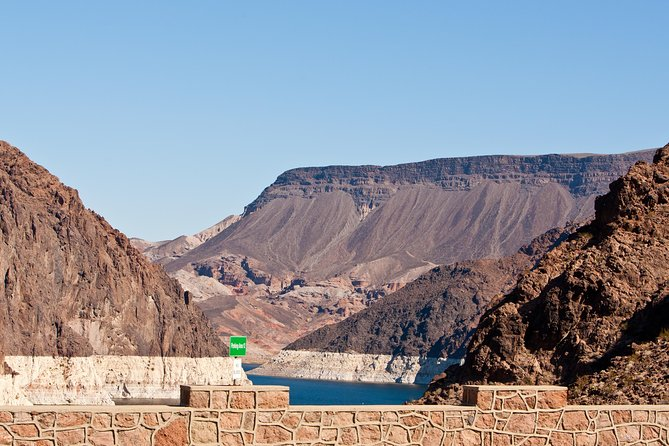 Extinct Volcano at Hoover Dam.