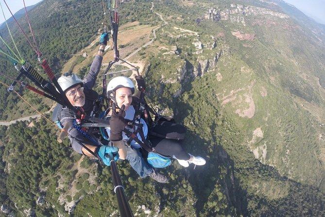 paragliding Salou