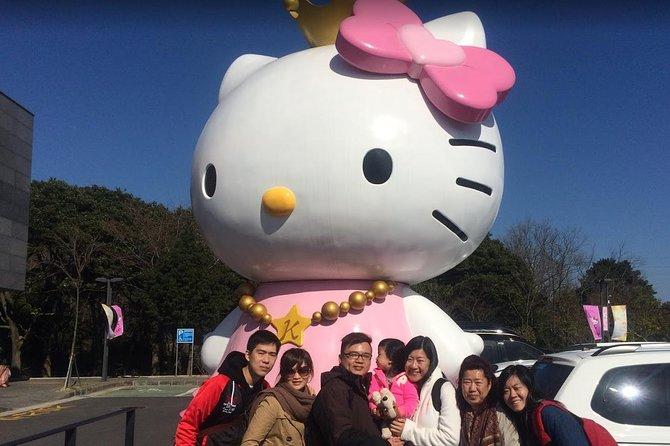 Jeju Hello Kitty Island discount Ticket With Transfer(One way, Round trip)