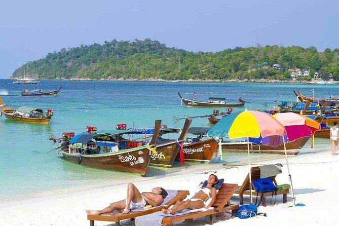Pattaya Coral Islands Tour com escala para Parasailing, Pesca e Banana Boat