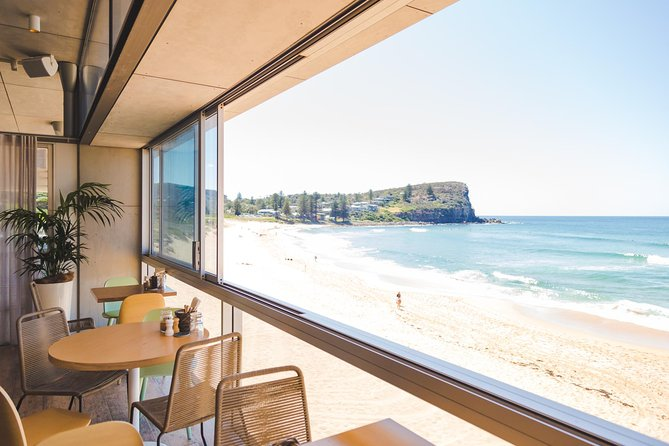 Sydney Beachside Experience with Optional Upgrade to Include a Bottle Of Wine