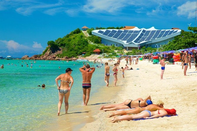 Coral Island Half-day Tour from Pattaya including Lunch