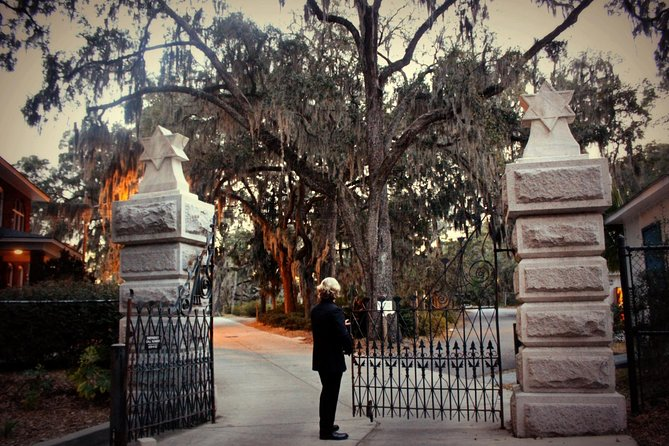 Savannah's Bonaventure Cemetery Private After Hours Tour