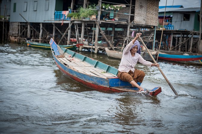 Local life Photographer experience Kampong Phluck Floating village