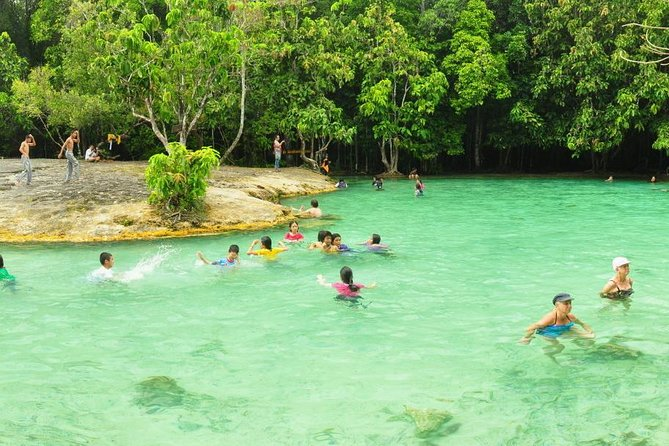 Full Day Tour to Emerald Pool, Hot Springs & Tiger Cave Temple from Krabi photo 9