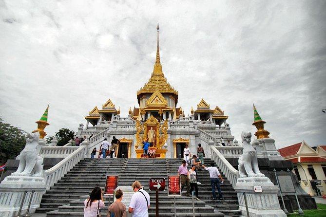 Private : Three Temples Bangkok City Tour (Multi Languages)