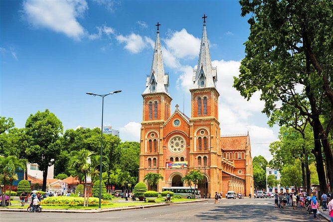 Ho Chi Minh City tour (8 hours)