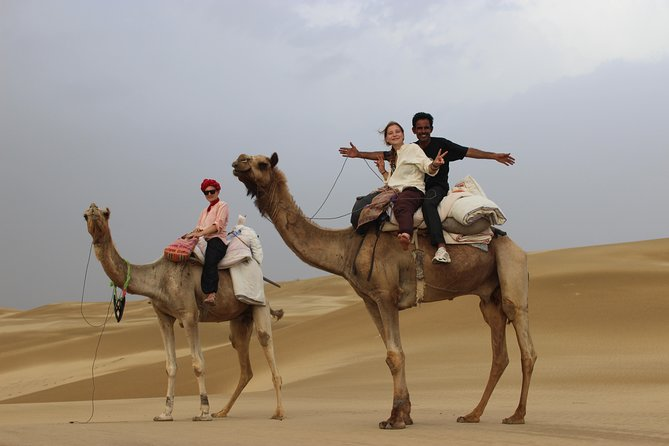3 Days / 2 Nights Camel Safari