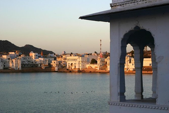 Private Day Tour Of Ajmer And Pushkar By Car