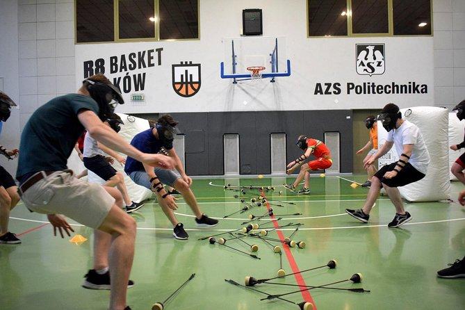 "Archery Battle – ""Robin Hood"" Paintball"