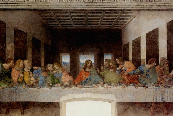 Skip the Line: Leonardo da Vinci Walking Tour of Milan Including 'The Last Supper' Ticket