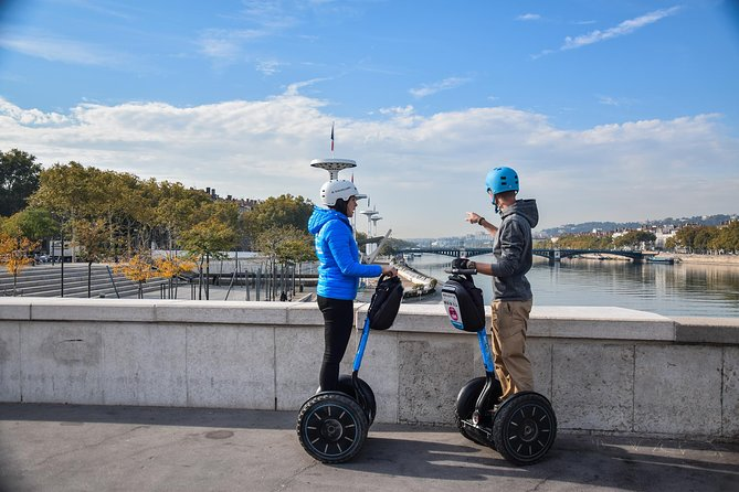 Lyon Heart of the City Segway Guided Tour