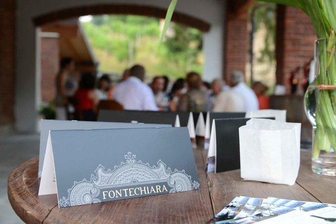 Winery Visit and Tasting of 2 D.O.C.Wines Fontechiara