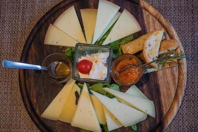 Wine, Evo oil & Cheese Tasting