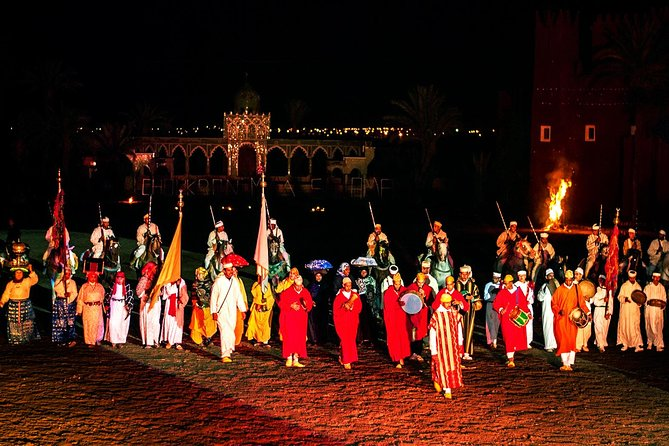 Marrakech : Traditional Moroccan Dinner and Folklore Show