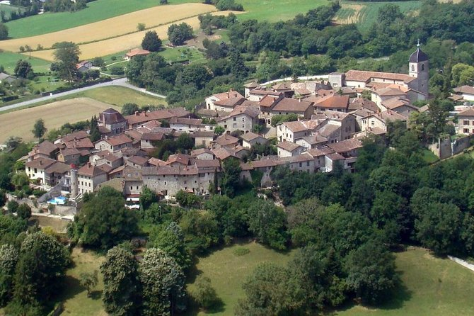 Beaujolais & Perouges Medieval Town - Full Day - Small Group Tour from Lyon