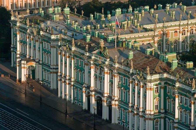 2 day Shore Excursion Tour of St Petersburg