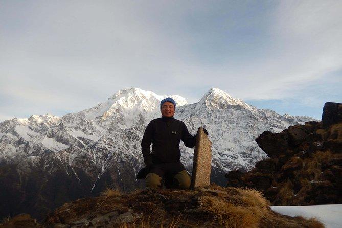 Mardi Himal Trek - 4 Night 5 Days
