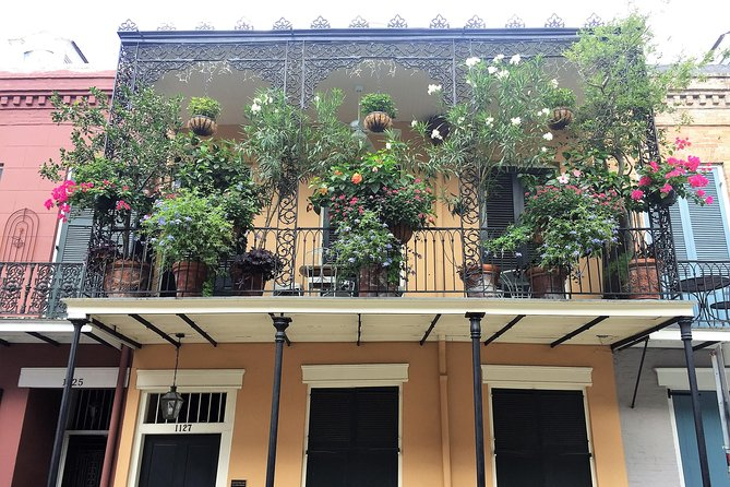 French Quarter Historical Sights and Stories Walking Tour