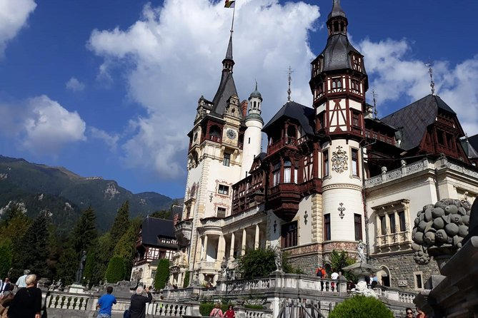 The Biggest Salt Mine in Europe and Peles Castle in One Day Tour