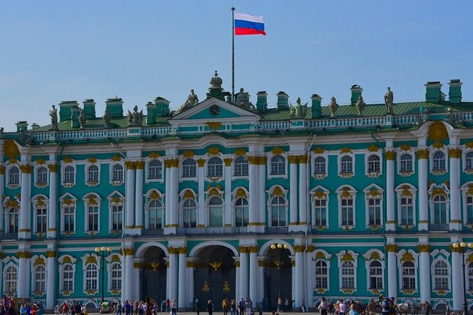 Extended tour of the Hermitage