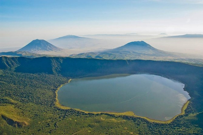 3-days to Tarangire National park & Ngorongoro Crater