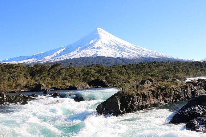 Puerto Varas: Half day Osorno Volcano and Petrohue falls