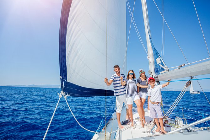 Family Sailing Tour in Barcelona