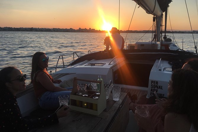 Sunset sail experience