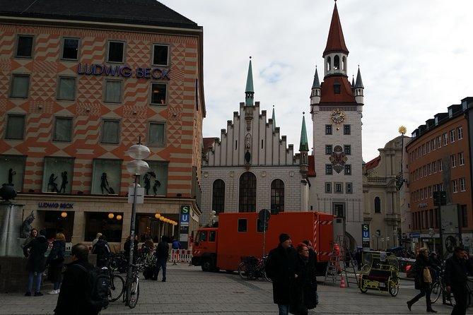 Small-Group 2-Hour Munich and The Third Reich Walking Tour