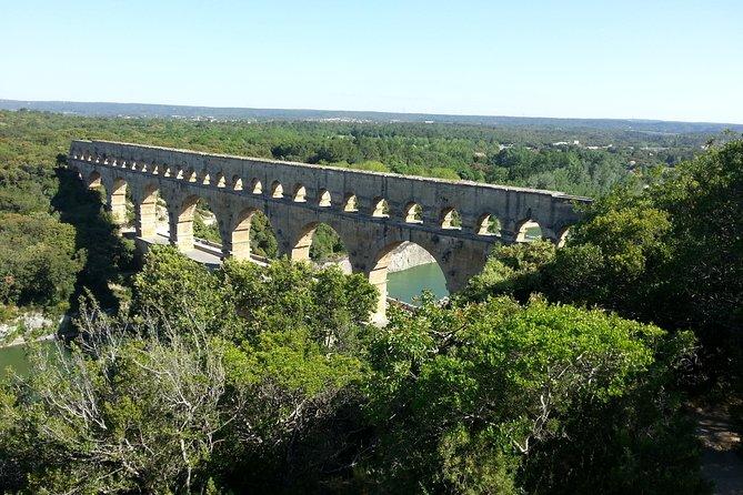 Pont Du Gard - Arles - The Baux De Provence