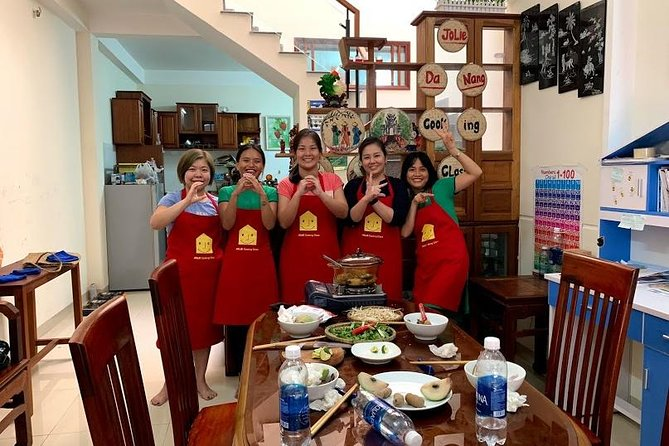 Jolie Da nang cooking class only (JDN3) photo 1