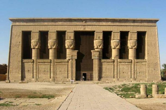 Dendera Temple day Tour from El Gouna