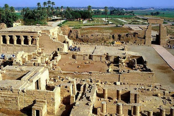 Dendera and Abydos from Hurghada