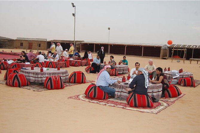 Desert Experience with BBQ Dinner and Entertainment