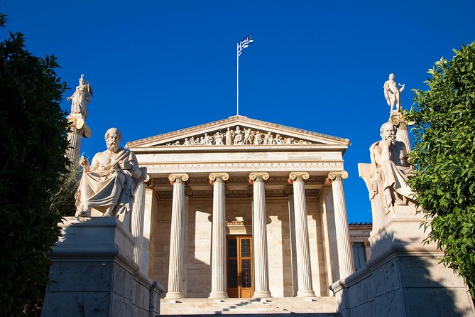 Private Half-Day Athens Highlights Tour