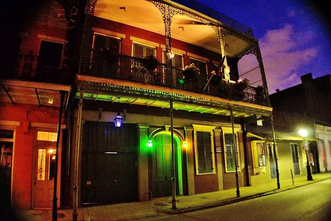 French Quarter Ghost and Vampire Tour