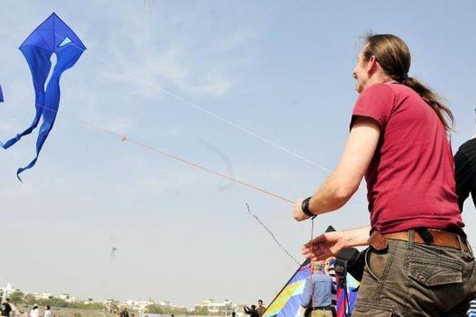 Enjoy Kite Flying And Dinner With A Jaipur Family