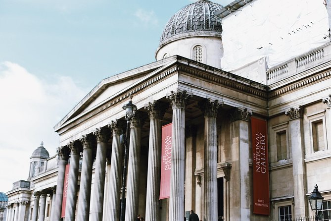 The National Gallery of London Guided Museum Tour - Private Tour