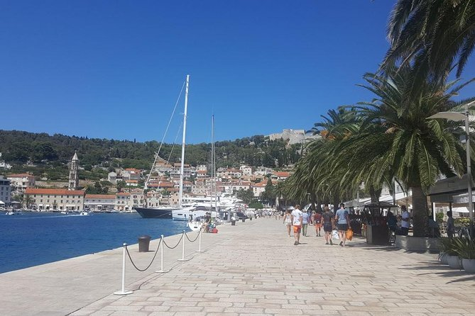 Hvar, here we come! Private tour from Split