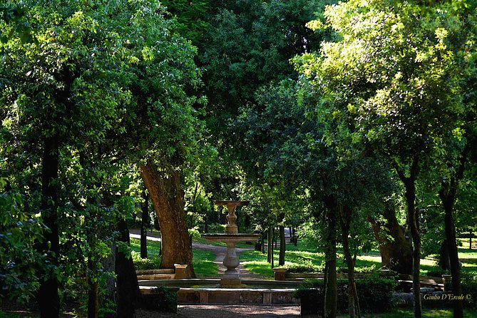 Villa Borghese and Posh Areas Private Photo Tour and Workshop