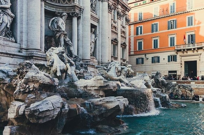 Vibe: Walking Tour of Rome in a Very Small Group